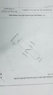 Bán lô đất 105m2 tại chung cư Hồng Thái, xã Hồng Thái, huyện An Dương. Giá 860 triệu