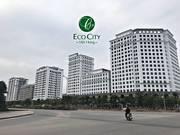 Bán căn hộ 62m2 tòa A tầng 6 giá 1,7 tỷ dự án Eco City Việt Hưng, ban công Đông Nam Siêu mát.