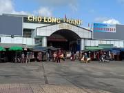 Đất nền dự án đối diện chợ mới Long Thành