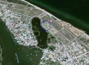 Bán lô 2 mặt tiền view vịnh Cửa Đại phù hợp xây khách sạn, vila