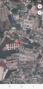 Đất nền gần sân bay quốc tế LONG THÀNH