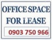 Cho thuê văn phòng đẹp rẻ Cách Mạng Tháng 8, Q.1, 80m2, 26.8 triệu/tháng bao thuế phí