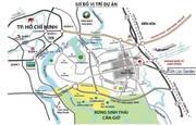 Khu Đô Thị Xanh Liền Kề Sân Bay Long Thành Và Cụm KCN Nhơn Trạch Giá Chỉ 14 tr/m2
