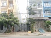 THUA CÁ ĐỘ BÓNG ĐÁ     Cần bán gấp lô đất 121m2 ngang 4m mặt tiền Phan Văn Trị . Quận Go