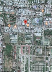 Đất 4 tỷ 700 triệu mặt tiền Điện Biên Phủ kinh doanh