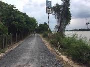 Bán vườn măng cụt đang cho trái mặt tiền sông Sài Gòn oto đến tận nơi Xã Trung An Củ Chi