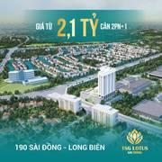 7/7 Khai chương CH mẫu TSG Lotus Sài Đồng tặng vàng may mắn   Qùa tặng 35 triệu  HTLS 0  CK 3