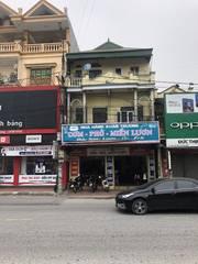 Nhà mặt đường ngã ba Cát Đằng Nam Định,100m2, 3 tầng, chính chủ cho thuê lâu dài