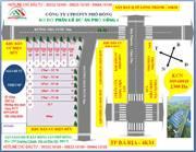 Mở bán 13 nền đất thổ cư, sổ đỏ riêng, gần nhà máy nước Châu Pha - BRVT, giá 635 triệu/132m2
