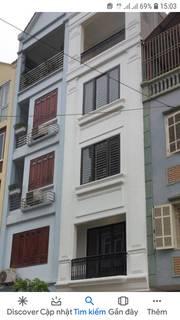 Bán nhà 5 tầng Xuân Đỉnh, Hà Nội diện tích 40m2, giá rẻ 2,750 tỷ, nhà đep.