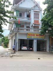 Bán nhà 4 tầng mặt đường chính Thị trấn Mai Châu - Hòa Bình