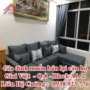 Cần bá căn hộ giai việt, block a1.2- quận 8- tp hcm