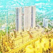 The Terra An Hưng căn hộ 3PN rộng 97 giá 295 triệu, Tố Hữu, Hà Đông. Nhận nhà trước - Trả tiền sau