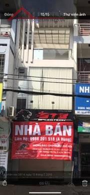 Chính chủ bán gấp căn nhà 2 mặt tiền 46 Lê Bình, P4,Tân Bình