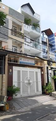 Bán nhà dãy trọ đường Bùi Quang Là,F12,quận Gò Vấp