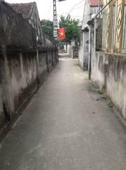 Nhà bác mình có mảnh đất ở Thôn Cựu - Vân Từ - Phú Xuyên - Hà Nội cần bán :