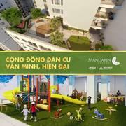 Chính chủ cần bán căn hộ số 1602 - B, tầng 16 toà: B, CC Mandarin Garden 2 thuộc tập đoàn Hòa Phát