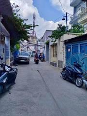 Nhà hẻm xe hơi 730 Huỳnh Tấn Phát, phường tân phú, quận 7.DT:42m2. giá: 5,5 tỷ. TL