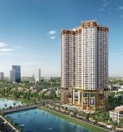 Bán sàn thương mại và văn phòng tại chung cư Samsora, 105 Chu Văn An với giá chỉ từ 18 triệu/m2