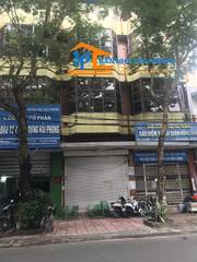 Cho thuê nhà mặt đường số 40B Đinh Tiên Hoàng, Hồng Bàng, Hải Phòng