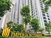 Imperia Sky Garden, chiết khấu 3.5, quà tặng lên đến 80 triệu, lãi suất 0 trong 9 tháng   liên hệ