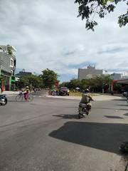 Đất biệt thự  182m, đường Thăng Long Hải Châu Đà Nẵng