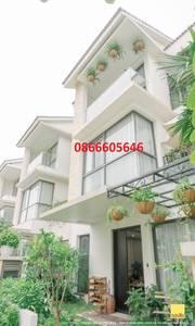 Bán căn Biệt thự hướng ĐN dự án Hanoi Garden City, nằm ngay cạnh Aeon Mall Long Biên, 59tr/m2
