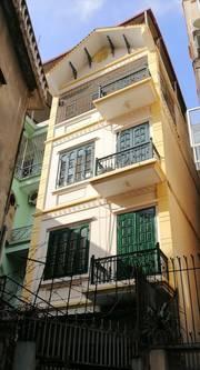 Gia đình cần bán nhà 42,5m2x4 tầng, 4,5 tỷ Hào Nam