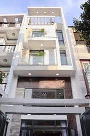 Bán nhà HXH D2, P. 25, Q. Bình Thạnh, DT: 4x20m, trệt, 2 lầu, sân thượng đẹp
