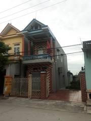 Cần bán gấp nhà và đất đẹp ngay cạnh chợ Bút, Yên Mạc, Yên Mô, Ninh Bình