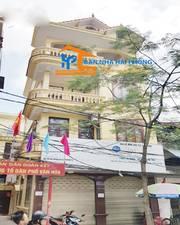 Cho thuê nhà mặt đường số 182 Hạ Lý, Hồng Bàng, Hải Phòng