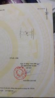 Bán nhà số 215 Phú Diễn