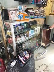 Thanh lý cửa hàng quần áo giày dép số 7/41/43 ngõ 122 Đình Đông , Lê Chân, Hải Phòng