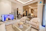Nhà 3,5 tầng mới xây dựng mặt tiền đường 25m trung tâm quận Liên Chiểu - Đà Nẵng gần khu du lịch