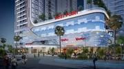 Bán shop kinh doanh dự án Vinhomes WestPoint Phạm Hùng - Shop mặt đường Đỗ Đức Dục 59.4m2