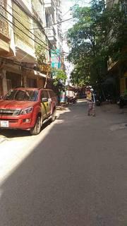 Bán nhà phố Kim Đồng, phân lô ô tô tránh , DT 48m2x3, MT 5m, giá yêu thương 5.35 tỷ