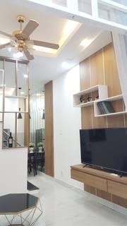 Bán nhà liền kề Gò Vấp đường Thống Nhất - Tô Ngọc Vân nối dài 3PN 3WC giá 1 Tỷ400