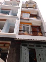 Cho thuê nhà nguyên căn full nội thất, hẻm xe hơi đường Phan Huy Ích, phường 15 Tân Bình, TPHCM