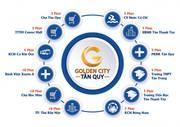 Giá vàng cho nhà đầu tư 650tr có ngay lô đất thuộc siêu dự án golden city tân quy. lời ngay 20/3th.