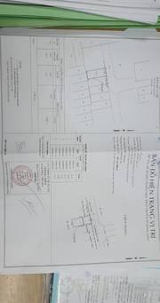 Cần bán lô đất đường Bùi Tư Toàn, Q. Bình Tân, dt 40m2  4x10m , khu dân cư hiện hữu, xây dựng tự do