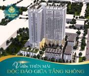 Bán căn hộ 3P.Ngủ 113m2 Chung cư TSG Lotus Long Biên- Căn hộ smart home gần Aeon mall- Giá 2,7 tỷ