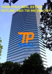 Cho thuê văn phòng tòa nhà hạng A - Lim Tower, Tôn Đức Thắng, Q1, 109m2, 122.9 triệu bao thuế phí