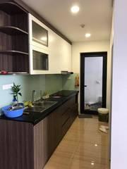 Bán gấp căn hộ tầng trung G4 Five Star Kim Giang,2PN, DT 74m2 đầy đủ nội thất.