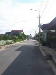 Bán lô đất 245m2 mặt đường vỉa hè sạch đẹp tại Hải Thành 3