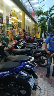Bán Nhà Mặt Tiền Thái Thị Giữ Đang Cho Bách Hóa Xanh Thuê Giá 1 Tỷ 300