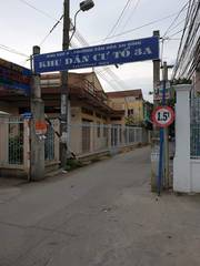 Bán Nền Biệt Thự KDC 3A Đường G3, An Bình, Ninh Kiều TPCT, Tiếp Giáp Khu Đô Thị An Bình