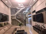 Nhà mới 3 Lầu 4x16 TX13 Q12.