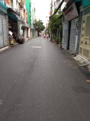 Nhà cấp 3 hẻm nhựa 6m, tiện kinh doanh, P.15, Tân Bình