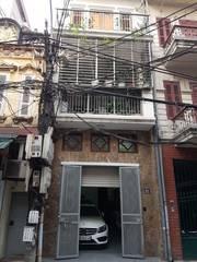 Cần bán nhà mặt phố Hồng Phúc - 91,76m2 x 4T