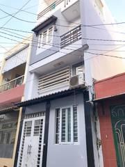 : HXH, Âu Cơ , Quận Tân Bình,4 tầng, 35m2 giá 5,8 tỷ.